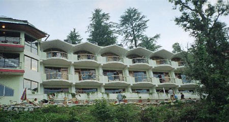 Krishna Mount View Resort Kausani