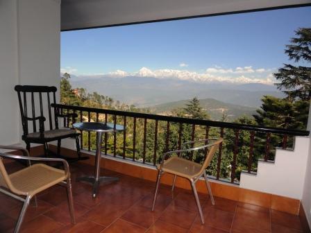 Krishna Mount View Himalayan View