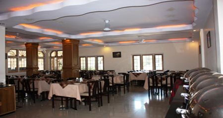Krishna Mount View Restaurant