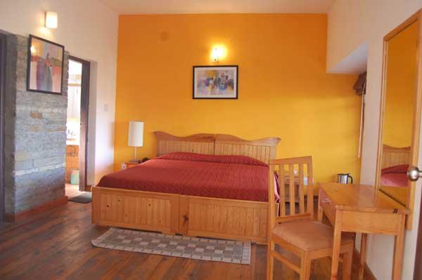 Kasaar Jungle Resort Luxury Room