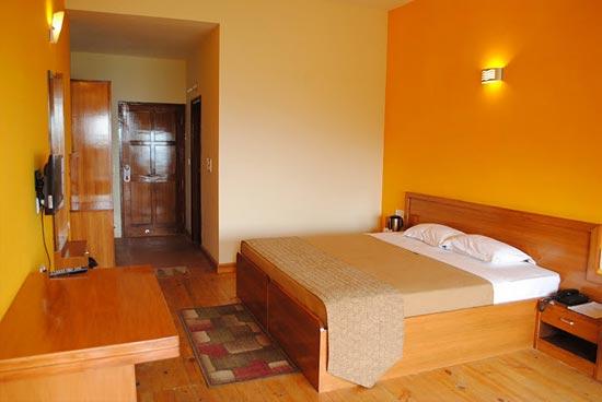 Pratiksha  Hotel Room