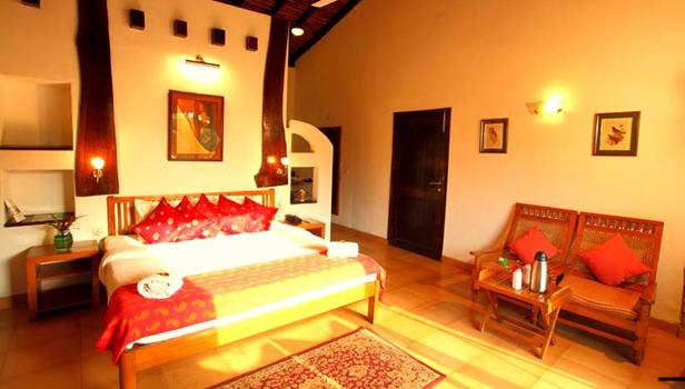 Corbett Luxury Resort