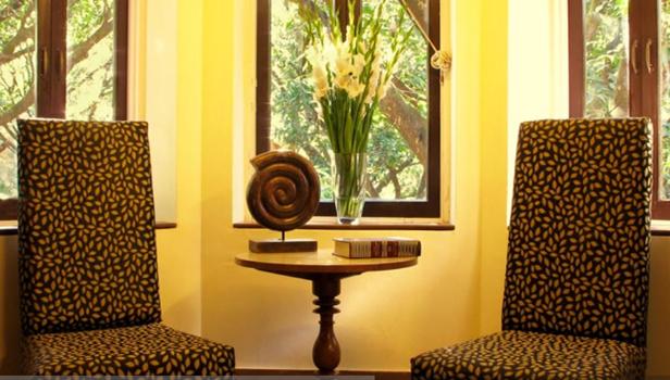 The Den Corbett Luxury Room