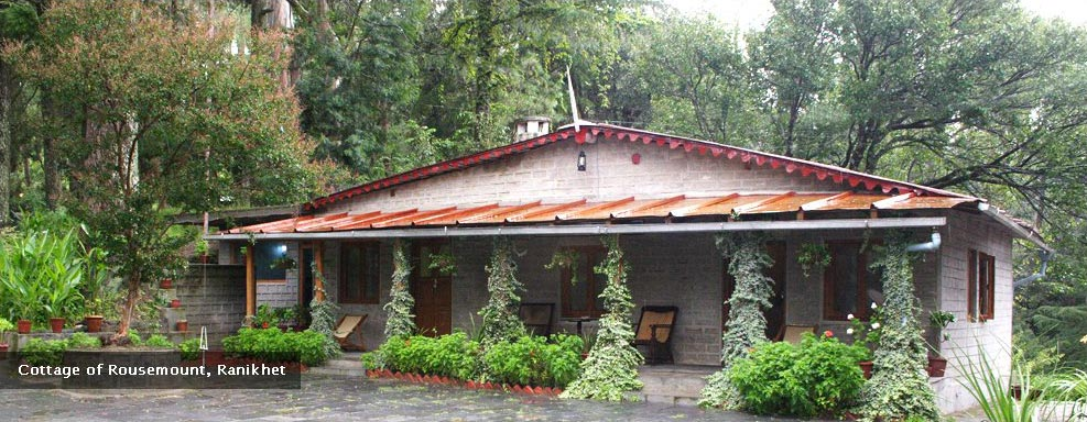 Hotel Chevron Mountain Villa Outer View