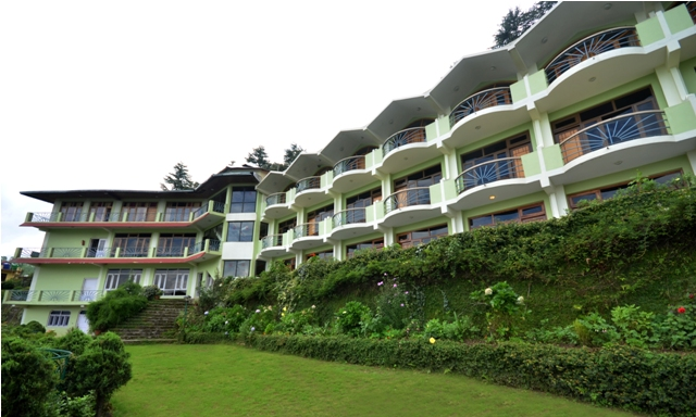 Suman Royal Resort Kausani