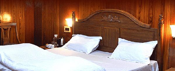 Hotel Ashoka Naini Chalet Delux Room